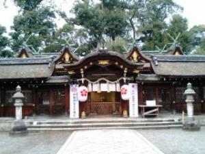 ひ平野神社