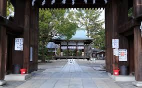 京都御霊神社お