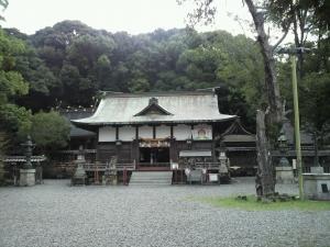 と闘鶏神社M