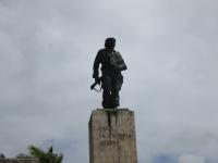 チェゲバラ銅像