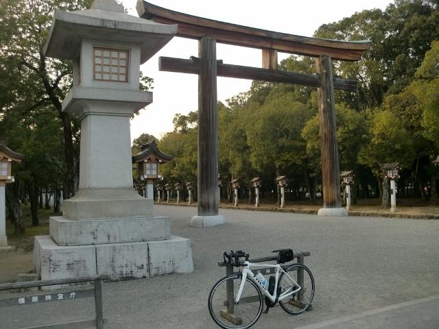 橿原神宮 鳥居1