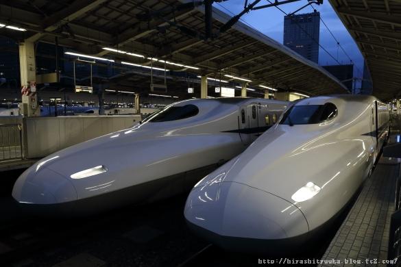 東海道新幹線ーSN