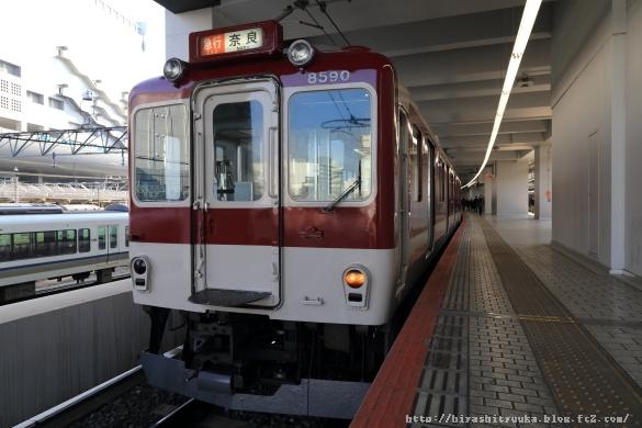 近鉄奈良線ーSN