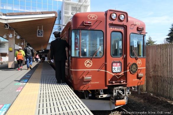 富士登山電車ーSN