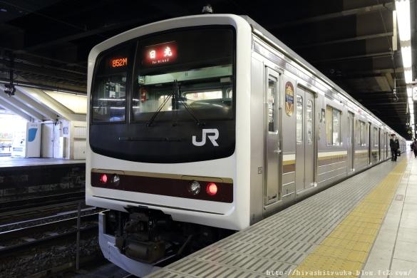 JR日光線ーSN