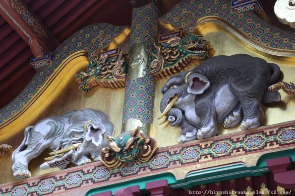 上神庫の想像の象ーSN