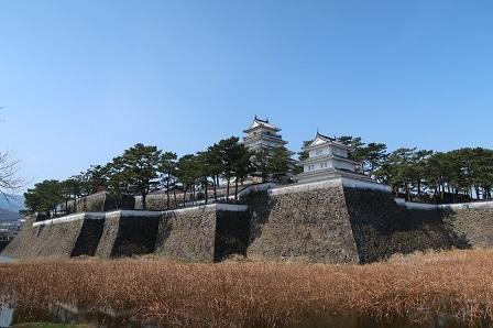 島原城と雲仙温泉(1)-1