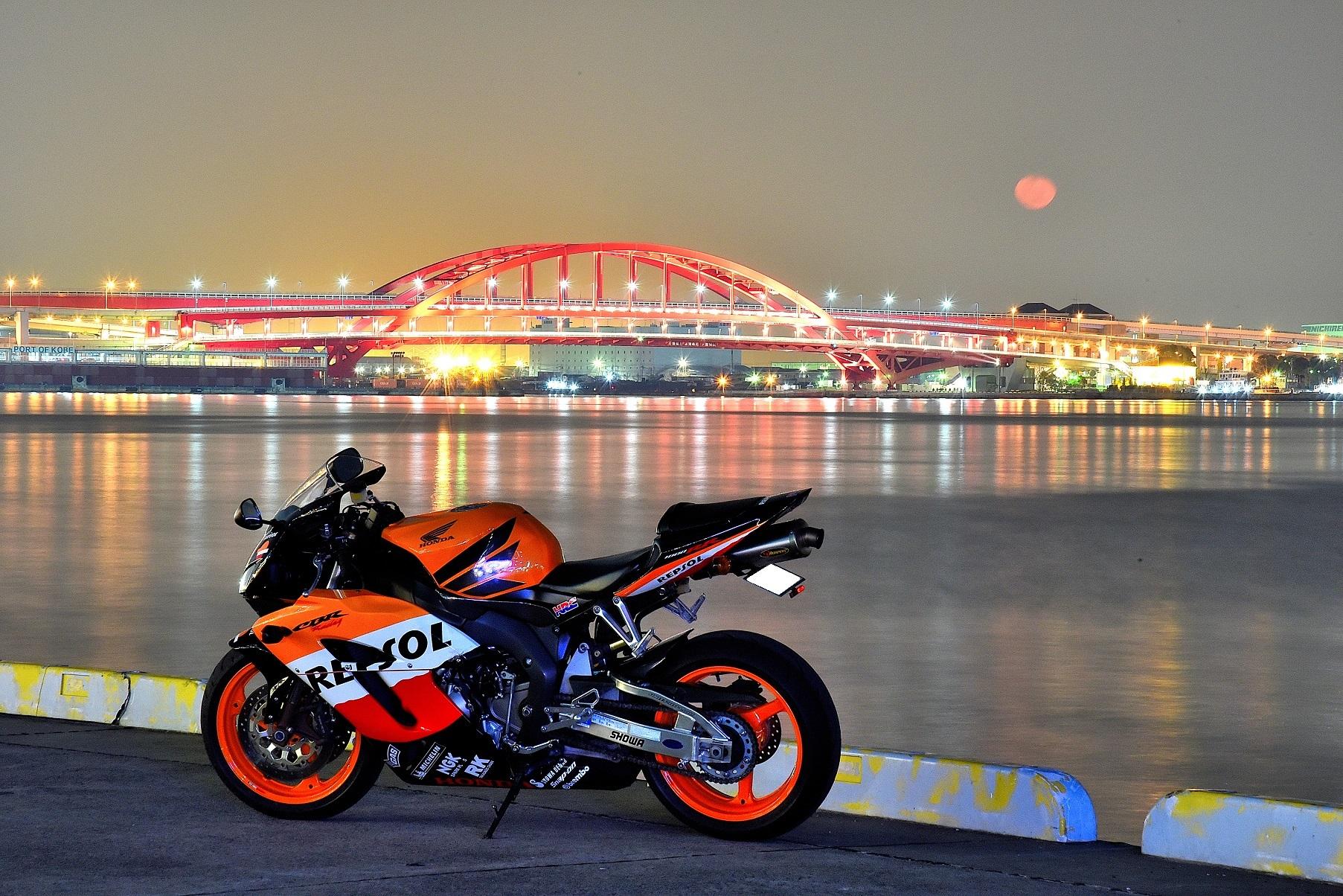 神戸大橋①