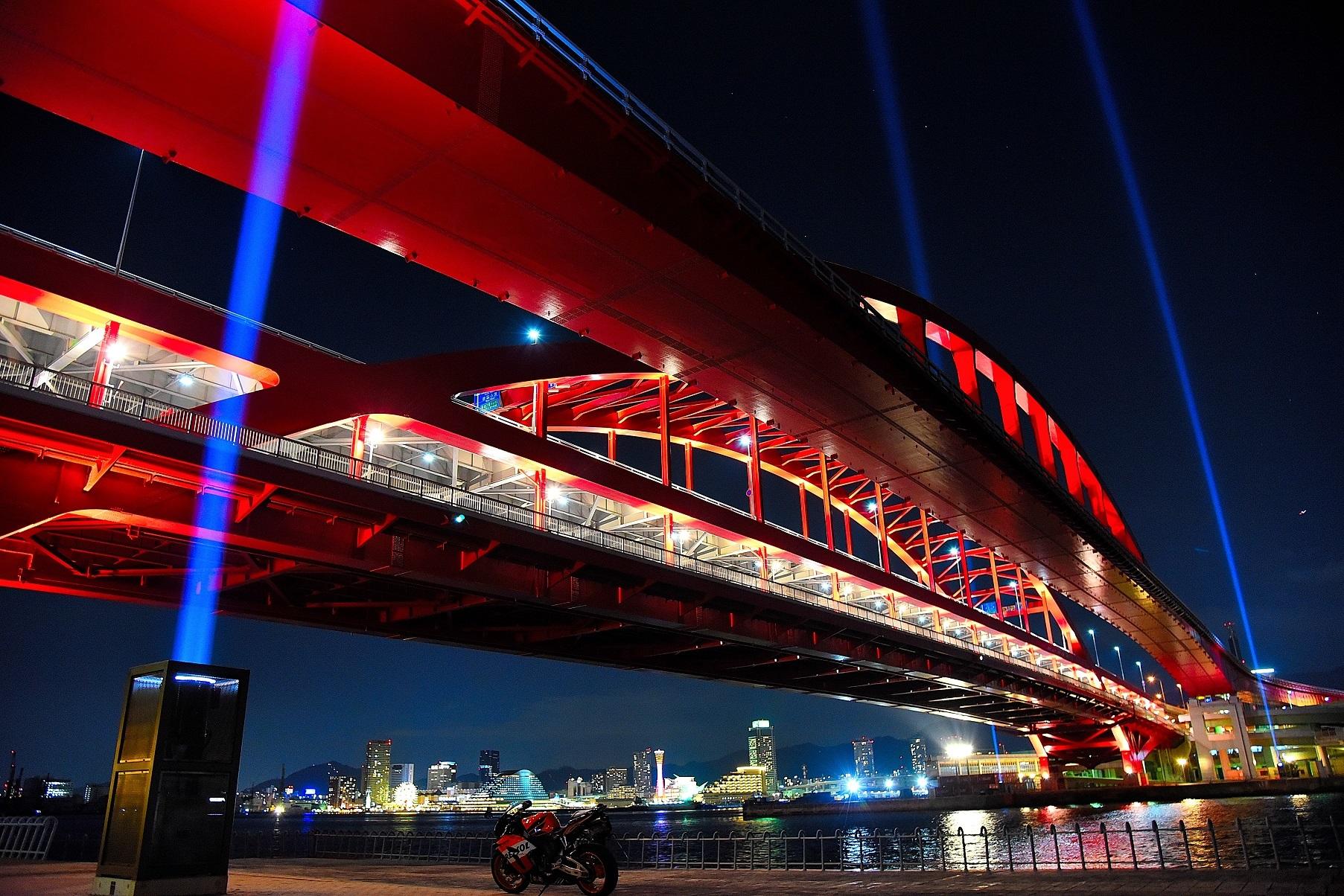 神戸大橋②