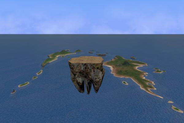 New海パターンの諸島