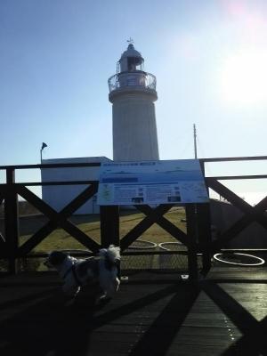 キャバマル 洲崎灯台