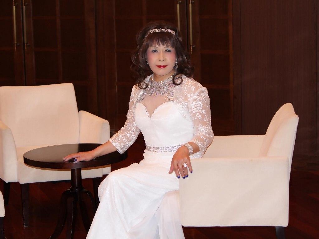歌謡祭白ドレスC(6)