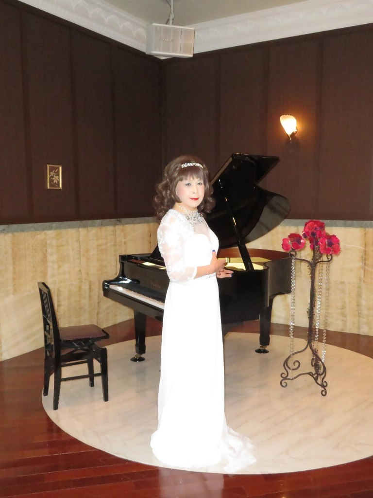 歌謡祭白ドレスC(9)