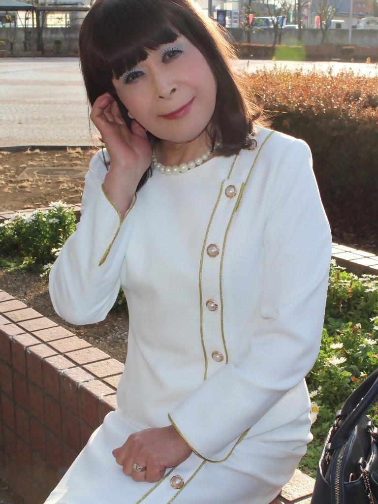 白セットアップスーツD(8)