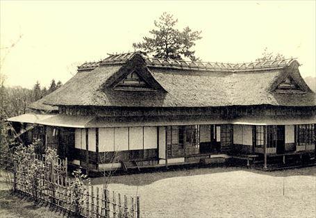 関東大震災前の對鷗荘の画像