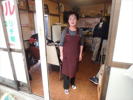 居酒屋 ソウルのママさん
