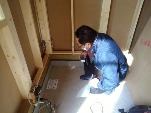 松尾様邸1月13日 中間検査 (2)