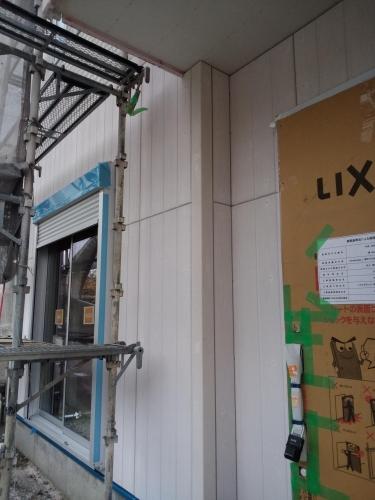 井上様邸 外壁工事 (1)