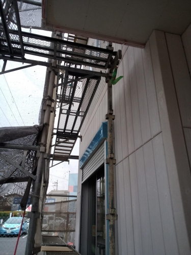 井上様邸 外壁工事 (3)
