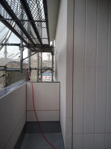 井上様邸 外壁工事 (9)