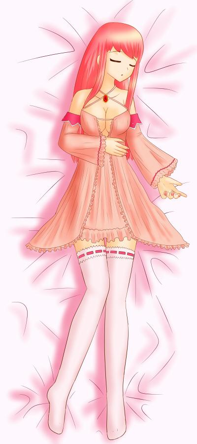 ユ-リィ抱き枕2