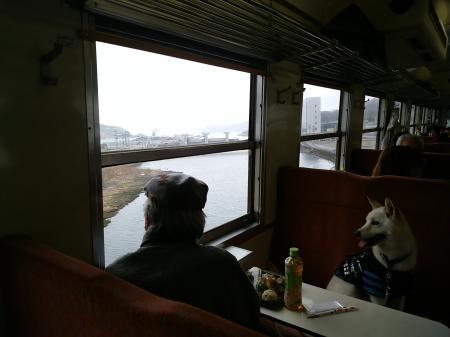 ワンコ列車②縮小