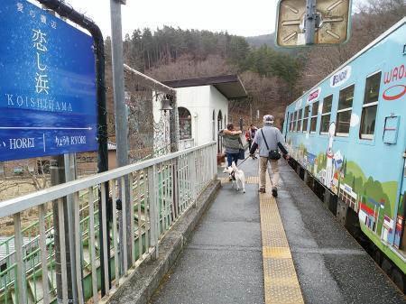 ワンコ列車⑤縮小