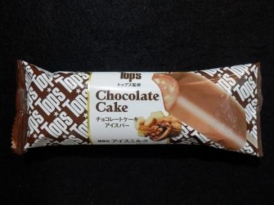 トップスチョコレートケーキアイスバー