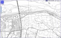 アサヒビール引込線S39-S43 基本図