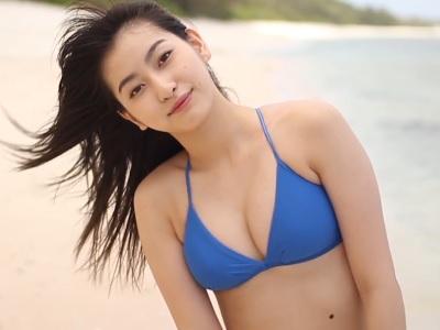 植村あかりちゃんJuice=Juiceのあーりーのプリプリのおっぱいを楽しむ動画