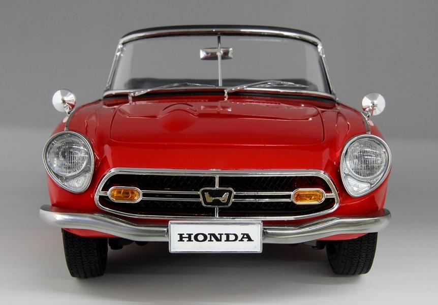 HONDA S800-7
