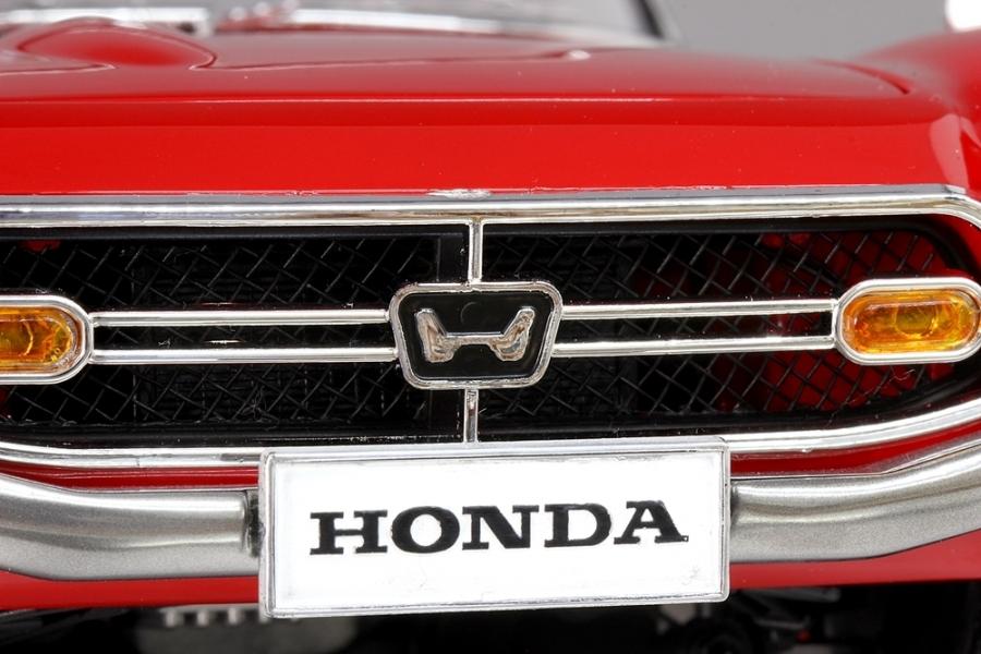 HONDA S800-13