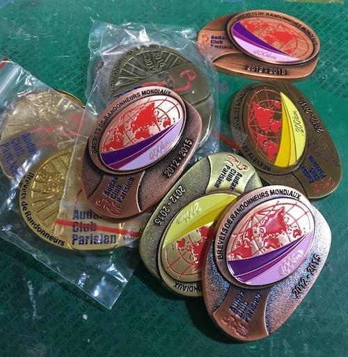 6 今までのメダルたちIMG_4314