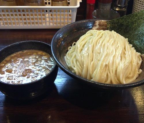 2 つけ麺特盛IMG_4405