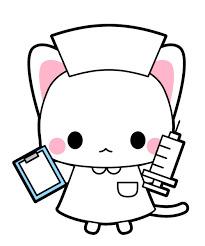 猫の看護婦