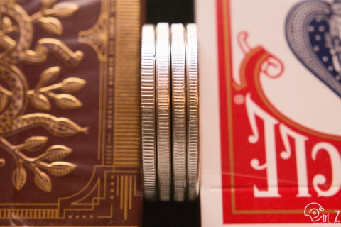 レプリカモルガン銀貨