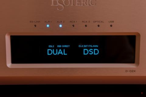 ESOTERIC D-02X