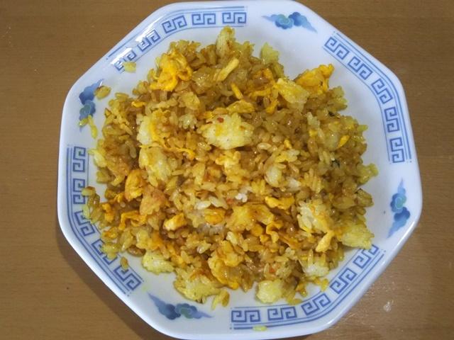 カレー焼き飯2