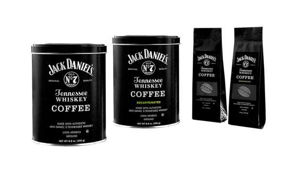 ジャックダニエルのコーヒー