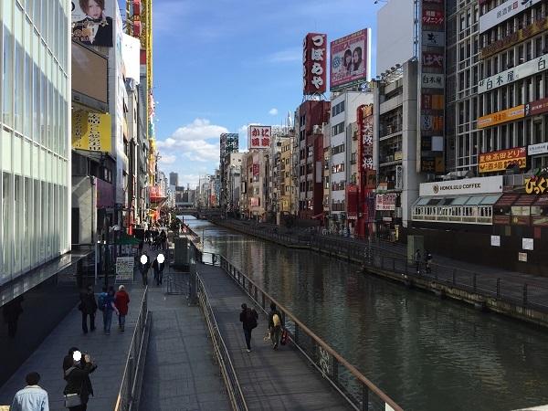 大阪心斎橋から散歩 016