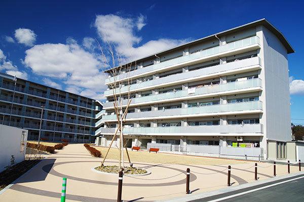 山田町の災害復興公営住宅