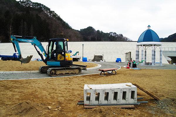 田野畑村 島越駅前整備事業