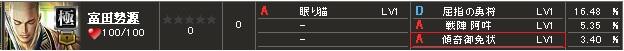 極 富田S