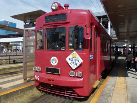 高知市 路面電車 1