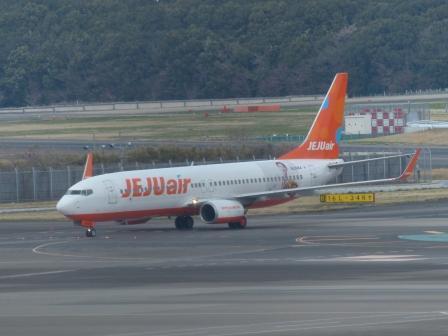成田空港 飛行機 1