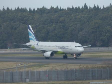成田空港 飛行機 3
