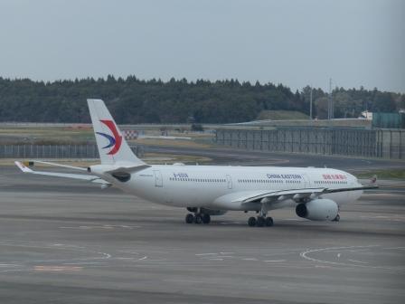 成田空港 飛行機 5
