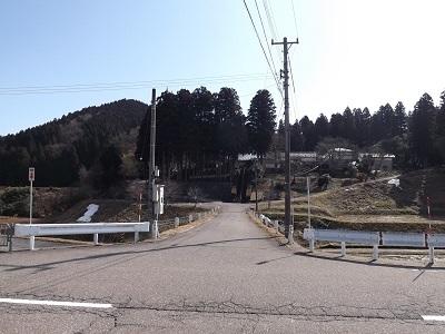 越前町烏ヶ岳城跡の踏査(ブログ用) (2)