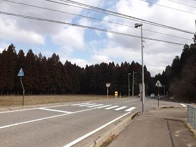 越前町大窪鎌太屋敷跡の踏査(ブログ用) (1)
