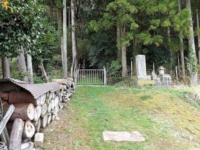 川口城と神宮寺城の見学 (3)